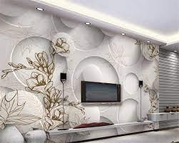 Beibehang 3D Wallpaper Modern Line ...