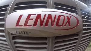 lennox 5 ton. 2011 lennox xc13 5 ton central air conditioner running!