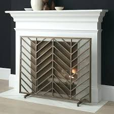 stained glass decorative fire screens uk fireplace home and furniture vanity of gold iron shell screen