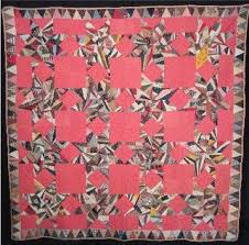 166 best Quilts ~ Scrap, Strip and String images on Pinterest ... & LiteCommerce online store builder - 5964 Crazy Star with Initials and Date  Antique Quilt Adamdwight.com