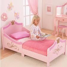 Princess Bedroom Furniture Uk Pink Princess Styled Toddler Bed