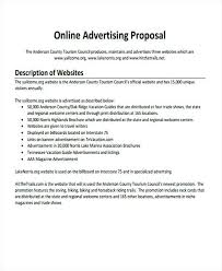 Promotion Proposal Sample | Ophion.co