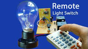 How To Make Remote Control Light Switch How To Make Easy Remote Light Switch Circuit At Home Can Use Any Remote Control Tv Dvd
