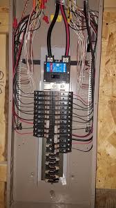 cutler hammer breaker box. Eaton Panel Which Is Neutral Ground Doityourself Com Community Rh Wiring Diagram 150 Amp Breaker Box Siemens Cutler Hammer