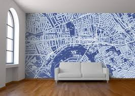 map wallpaper custom wallpaper map murals