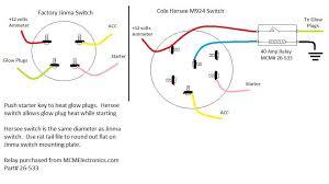 lawn mower key switch wiring diagram jinma key switch replacement lawn mower starter switch diagram at Lawn Mower Ignition Switch Diagram
