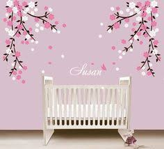 baby girl wall decor stickers