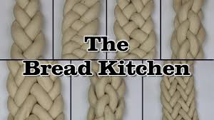 How to Braid: 3- 4- 5- <b>6</b>- 7- <b>8</b>- and 9-Strand Braids in The Bread ...