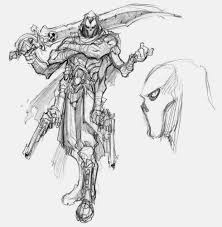 Death Drawing Free Download On Ayoqqorg