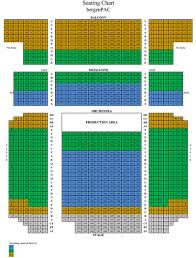 Bergen Pac Seating Chart Bergenpac In Englewood New Jersey Symphony Orchestra