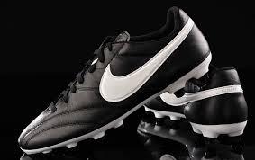 nike premier fg soccer cleat black white kangaroo leather 599427 018 size 7 5