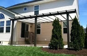 home elements and style medium size patio cover canvas covered structures roof designs outside covered