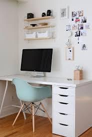 My perfect workspace. Ikea Desk ...