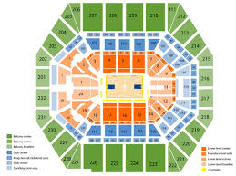 Pacers Game Seating Chart Indiana Pacers Tickets At Bankers Life Fieldhouse On June 3 2018