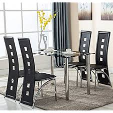 decorating lovely dining room sets 4 chairs 39 heartlands costilla high gloss table set