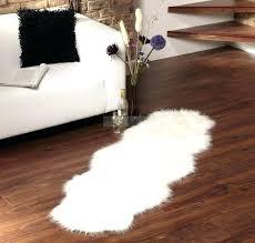 faux bear rug white bear rug awesome faux bear rug faux fur rug target white bear