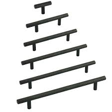 Long Cabinet Pulls bar pulls oil brushed bronze 112 to 24 inch lengths 5762 by xevi.us