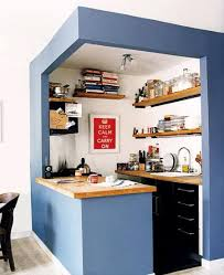 interior design for small kitchen photo of nifty simple modern