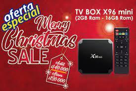 Most Popular TV Box: Netflix Para Tv Box X96 Mini