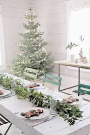christmas table dressing ideas. Beautiful White Country Christmas Table Centerpieces Ideas (12) Dressing