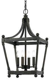 meval chandelier forged iron meval lantern pendant light