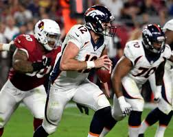 Denver Broncos Depth Chart 2016 Michael Schofield To Start