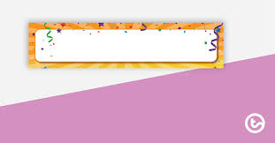 Celebrate Banner Lets Celebrate Display Banner Teaching Resource Teach