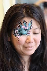 jenny erfly eye face paint