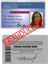 Name New Involving Reserve Of Federal York Bank - The Scams