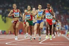 Бег на средние дистанции правила программа тренировок Женская олимпиада по бегу