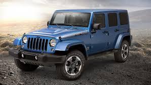 2018 jeep wrangler unlimited polar edition