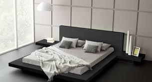 modern platform beds. Modren Modern Fujian Modern Platform Bed Ash Black And Beds D