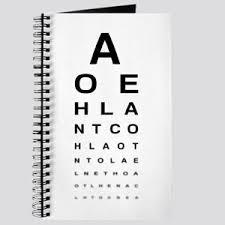 Eye Exam Chart For Dmv Dmv Eye Test Chart Gifts Cafepress