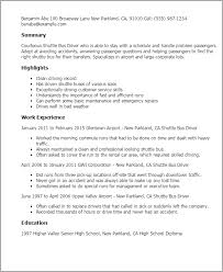 Resume For Bus Driver Template Best of Bus Driver Resume Template School Bus Driver Resume Samples Visualcv