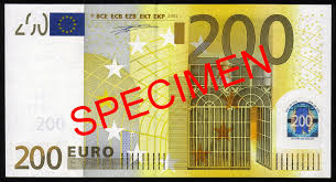 200 Euro|World Banknotes & Coins Pictures | Old Money, Foreign ...