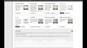 slideshare api jetpack wordpress json api youtube