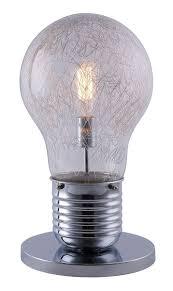 Giant Light Bulb Lamp Giant Light Bulb Shaped Table Lamp Be Fabulous