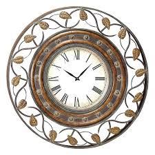 36 wall clock studio metal wall clock inches d 36 inch wall clock kit