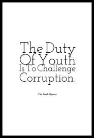 anti corruption slogans and corruption quotes quotes sayings anti corruption slogans and quotes images ldquo