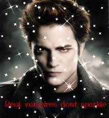 Image result for sparkly vampires