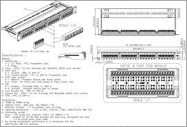 wiring diagram for cat6 wall plate images wiring punch down wiring diagrams pictures wiring