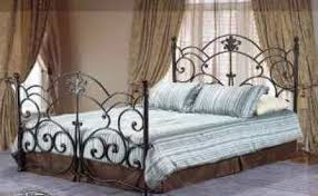 wrought iron bed frame full.  Bed Painting Wood And Metal Bed Frame How To Paint A Iron  Frames Full Queen Assembly Superb Intended Wrought H