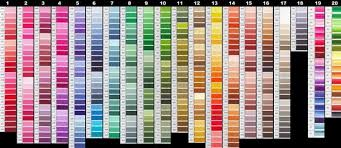 Dmc Pearl Cotton 8 Color Chart Dmc 946 Pearl Cotton Thread Size 8 Medium Burnt Orange