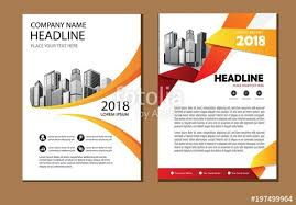 Vector Flyer Corporate Business Flyer Brochure Design Annual