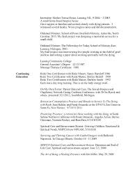 Resume Writing Services In Michigan Resume Template Sample