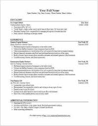 Investment Banking Resume Template Steadfast40 Amazing Investment Banking Resume