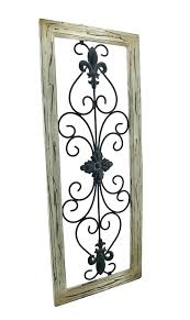 wrought iron decorative wall panels concept fencing