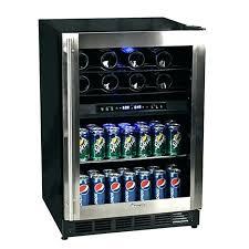 undercounter beverage cooler. Kitchenaid Beverage Cooler Refrigerator Glass Door Center Magic Under Counter Undercounter