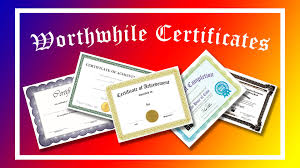 Make Certificates Online This Article Will Make You More Desirable To Employers