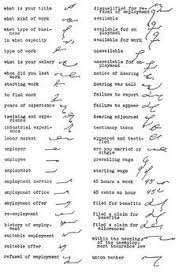 Gregg Shorthand Chart Gregg Shorthand Charts Google Search Shorthand Writing